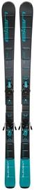 Elan Skis Element Black Blue LS ELW 9.0 GW 160