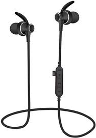 Platinet In-Ear Bluetooth Sport Earphones Black PM1060B