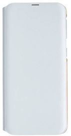 Samsung Wallet Bookcase For Samsung Galaxy A40 White
