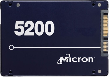 """Micron 5200 Series MAX 1.92TB 2.5"""" MTFDDAK1T9TDN-1AT1ZABYY"""
