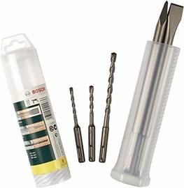Bosch SDS-Plus Chisel / Drill Bit Set 5pcs