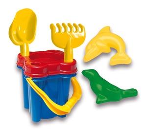 Liivakasti mänguasjade komplekt 00154, 6 tk