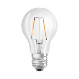 LED LAMP A55 1.6W E27 827 FIL 136LM