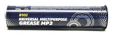 Mannol Universal Multipurpose Grease MP-2 8102 400g