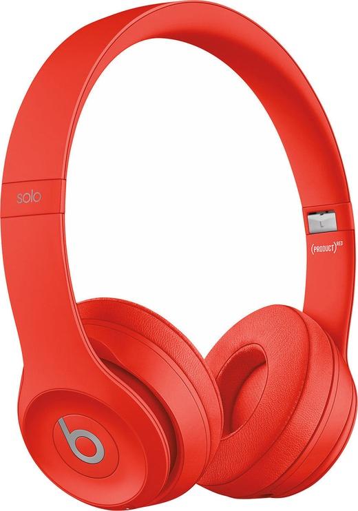Beats Solo3 Wireless Headphones Red