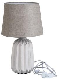 Verners Anitra Desk Lamp 60W E27 White/Beige