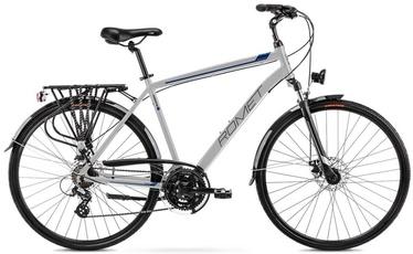 "Велосипед Romet Wagant 2 Silver/Blue 2021, 19"", 28″"