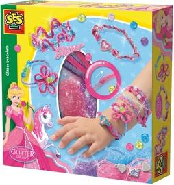 SES Creative Glitter Dreams Glitter Bracelets 14128