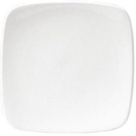 Leela Baralee Simple Plus Square Plate 16cm