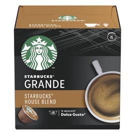 Kohvikapslid Starbucks House Blend Dolce Gusto, 102 g
