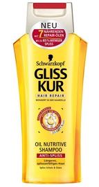 Šampoon Schwarzkopf Gliss Kur Oil Nutritive, 400 ml