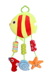Lorelli Plush Toy Campanula Fish