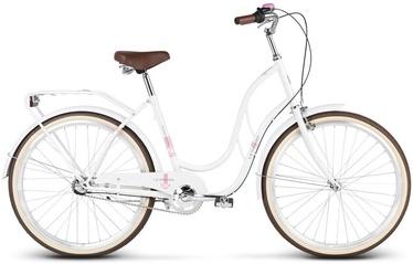 "Jalgratas Legrand Madison 2 White, 26"""