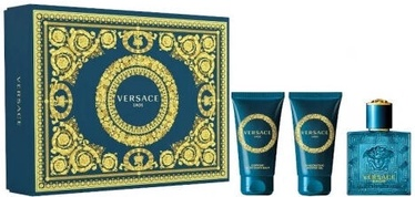 Komplekt meestele Versace Eros 3pcs Set 150 ml EDT