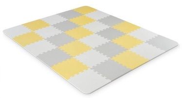 Pusle Kinderkraft Luno Mat Foam Yellow
