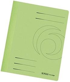 Herlitz Flat File 11037090 Green