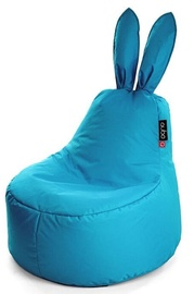Кресло-мешок Qubo Baby Rabbit Fit Aqua Pop