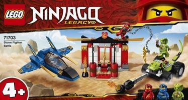 Konstruktor LEGO®Ninjago 71703 Tormihävitaja lahing