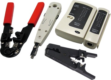 LogiLink Networking Tool Set with Bag