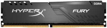 Kingston HyperX Fury Black 16GB 2400MHz CL15 DDR4 HX424C15FB3/16