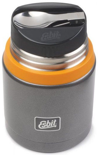 Esbit Food Jug 750ml Orange/Gray
