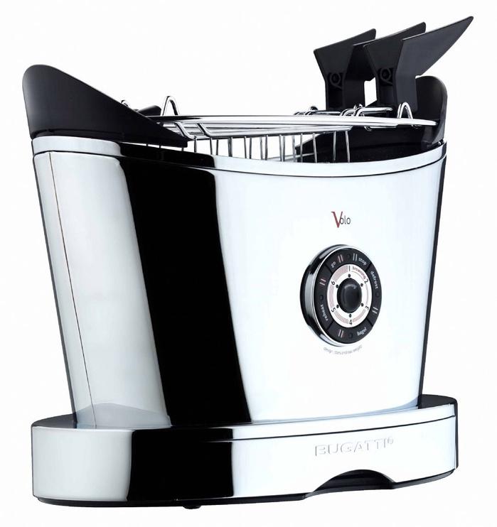 Bugatti Volo Toaster 13-SVOLOCR Chrome