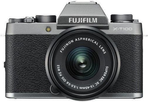Fujifilm X-T100 + XC 15-45mm/f3.5-5.6 OIS PZ Dark Silver