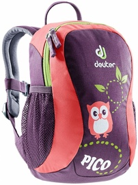 Deuter Pico Backpack Plum-Coral 128431