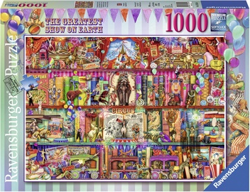 Ravensburger Puzzle The Greatest Show On Earth 1000pcs 152544