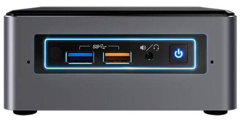 Intel NUC KIT BOXNUC7I7BNH