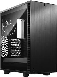 Fractal Design Define 7 Compact Light Tempered Glass