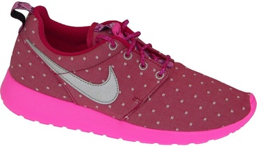 Nike Running Shoes Roshe One Print Gs 677784-606 Pink 38