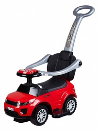 Funikids Sport Car Ride On With Holder And Sound Red