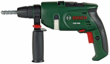 Klein Mini Bosch Electric Drill Green/Black 8413