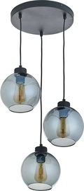 TK Lighting Cubus Graphite 2819 Ceiling Lamp 3x60W E27 Black