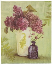 Home4you Picture Grace 20x25cm Lilacs
