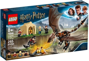 Lego Blocks Harry Potter challenge 75946