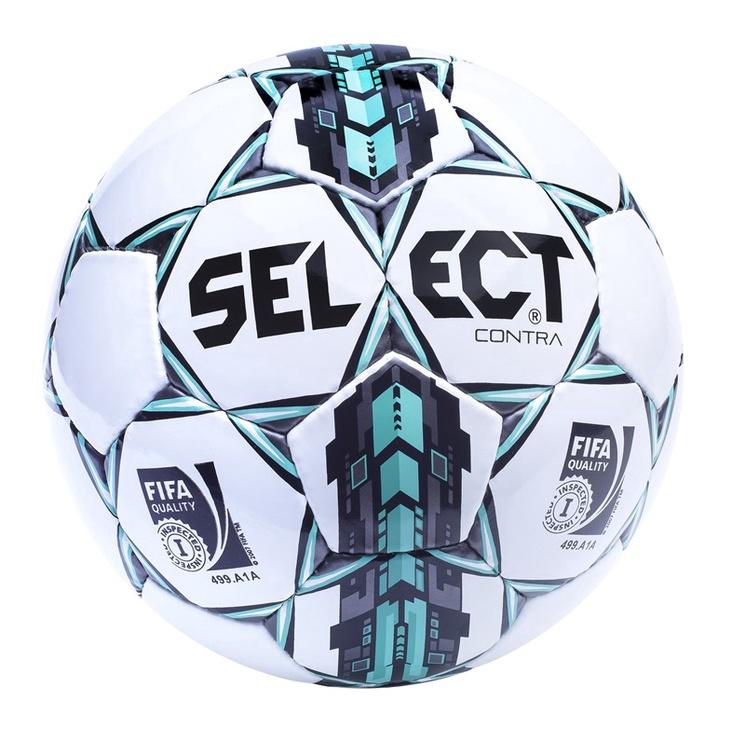 Jalgpallide valik Contra Fifa Inspected