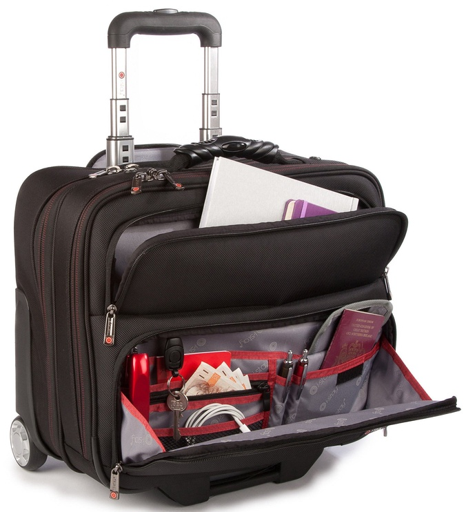 "i-stay Trolley Case 15.6"" Black"