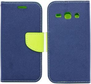 Telone Fancy Diary Bookstand Case For LG G6 Blue/Light Green