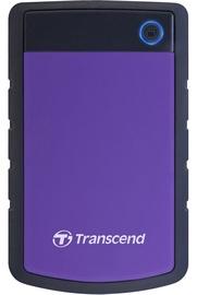 Transcend 2TB StoreJet 25H3 2.5'' USB 3.0 Purple