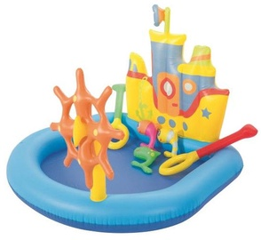 Bestway Tug Boat Play Pool 52211 140x130x104cm