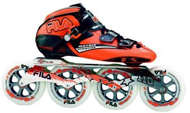 Fila Matrix Evolution 010612005 Black Orange 44