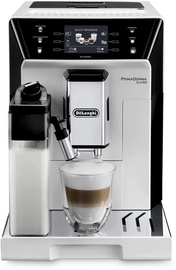 Delonghi Coffee Machine PrimaDonna Class ECAM 550.55 White