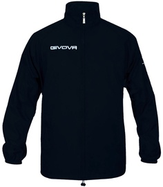 Givova Basico Rain Jacket Black XL