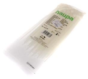 Haupa Cable Tie 7.6x280 White