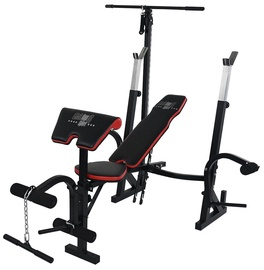 Christopeit Weight Bench Power XL