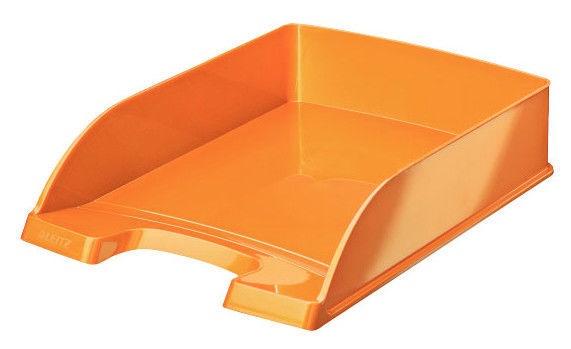 Leitz WOW Letter Tray Orange