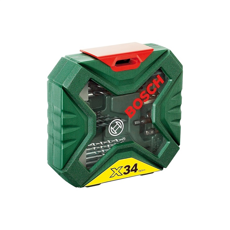 Bosch X Line Tool Set 34pcs
