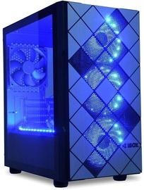 iBOX Passion V6 mATX Mini-Tower Black